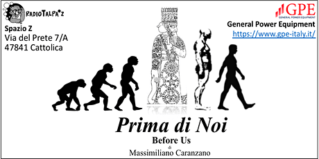 Prima di Noi Before Us  - Le origini antidiluviane dell'umanità tickets