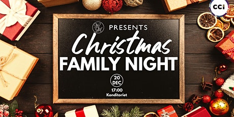 Christmas Family Night tickets