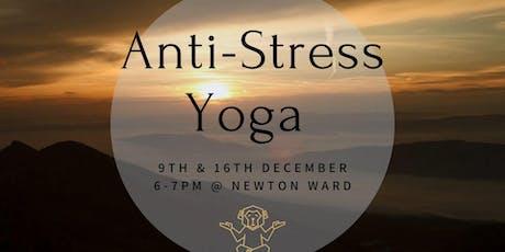 Anti-Stress Yoga tickets