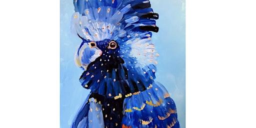 Blue Cockatoo - Statesman Hotel