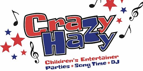 Crazy Hazy Children's Christmas Party tickets