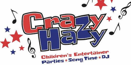 Crazy Hazy Children's Christmas Party