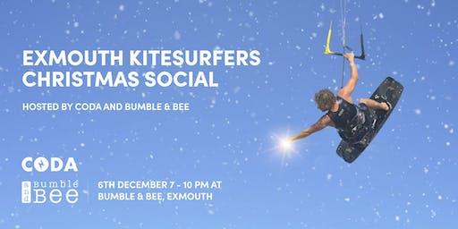 Exmouth Kitesurfers Christmas Social