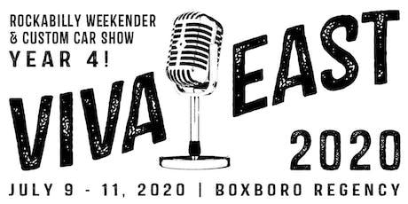 VIVA East 2020 tickets
