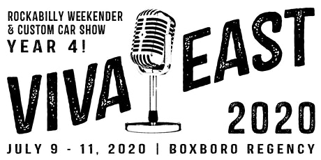 VIVA East 2020 tickets