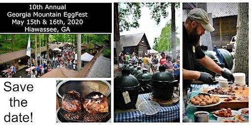 Georgia Mountain Eggfest 2020