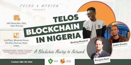Telos Blockchain Meetup tickets