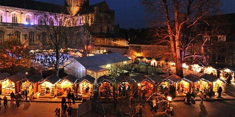 Winchester Christmas Market Day Trip tickets