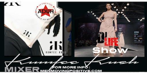 Happy Hour Mixer & Fashion Show @ Manhattan-FREE Admissipn w/Unwrapped Toy