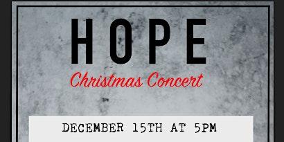 HOPE - Christmas Show @ The Lighthouse