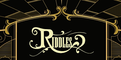 Welcome to the Roaring Twenties - Riddles' NYE Party!