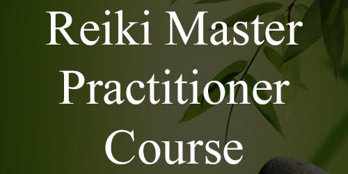 Reiki Master Practitioner Certification (Level 3)