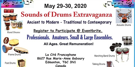 Sounds of Drums Extravaganza tickets