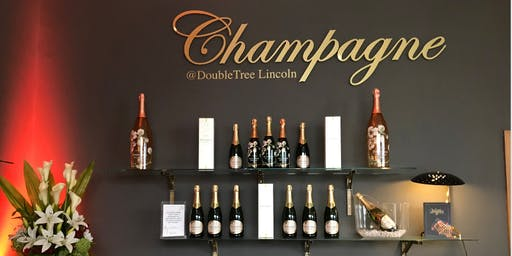 KuKu Connect at The Champagne Lounge (DoubleTree by Hilton)