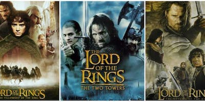 Film screening | Lord of the Rings trilogy