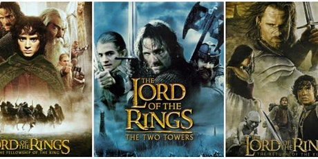 Film screening | Lord of the Rings trilogy tickets