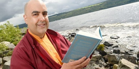 A Monk's Guide to Happiness with Gelong Thubten tickets