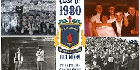 1980 :: 40 Year Reunion tickets