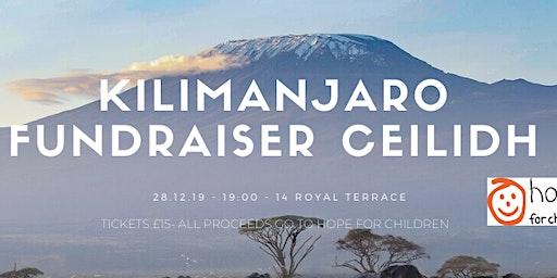 Kilimanjaro Fundraising Ceilidh