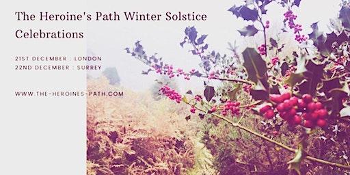 The Heroine's Path: Winter Solstice Celebration