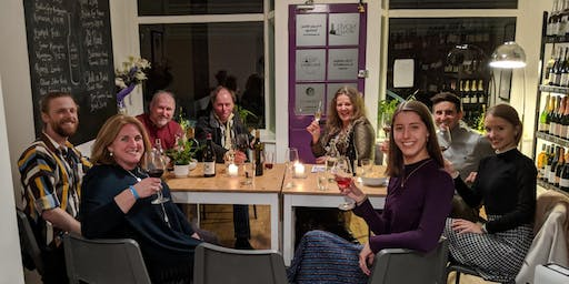 Christmas Wine Tasting at Cork Place, Bath
