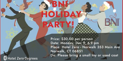 BNI Holiday Party