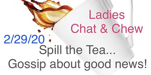 Spill the Tea .... Gossip about good news