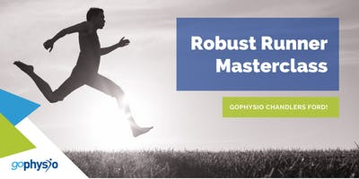 Robust Runner Practical Masterclass - JUST ARMS
