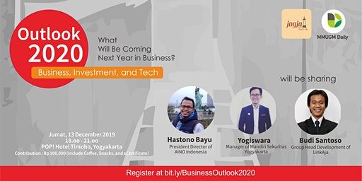 Outlook 2020: Business, Investment and Tech