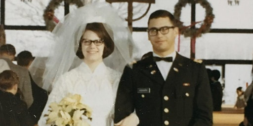 Dee and Tom Adinaro 50th Wedding Anniversary