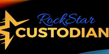 Be a Rock Star Custodian * 12/12/19 * Orlando tickets