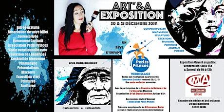 Exposition billets