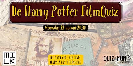 De Harry Potter FilmQuiz | Amsterdam tickets