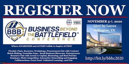 BBBC20 - Business Beyond the Battlefield