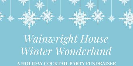 Wainwright House Holiday Party! tickets