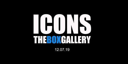 Icons:The Box Gallery