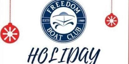 Freedom Boat Club Holiday Party