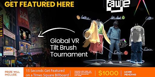 Global Tilt Brush Art Fest and Tournament- South Carolina