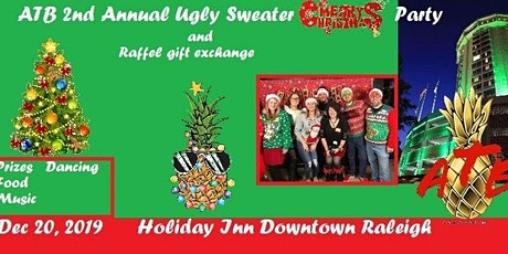 ATB 2nd Annual Ugly Sweater Christmas Party (MEGA EVENT) tickets