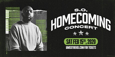 S.O. - Homecoming Concert tickets