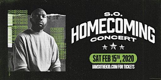 S.O. - Homecoming Concert