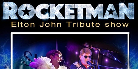 Rocketman -Elton John Tribute Show tickets