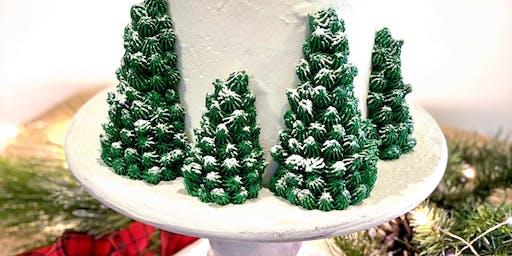 Holiday Cake Decorating