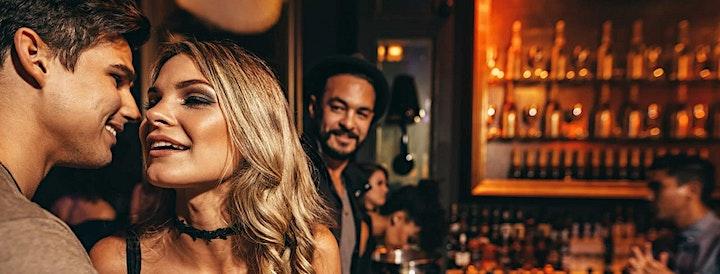 Bar Hop (Ages 20-39) Speed Dating Brisbane Event image