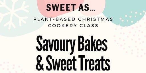 Plant-based Creative Christmas Cooking