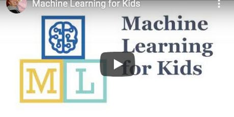 Coderdojo #44: Machine Learning for Kids: Kopje of Dropje? tickets