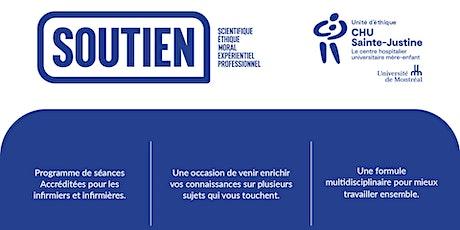 Soins palliatifs pédiatriques tickets