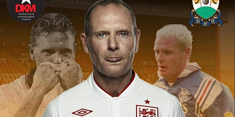 An Evening with Paul Gazza Gascoigne tickets