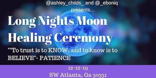 December Full Moon Healing Ceremony