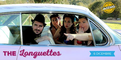 The Longuettes - Live at Jazzino tickets